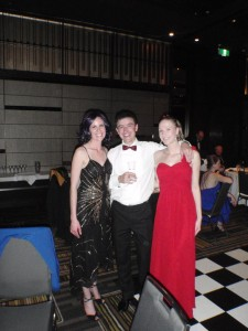 Kristy, Carmelo & Hayley