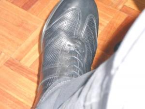 men's dance shoe